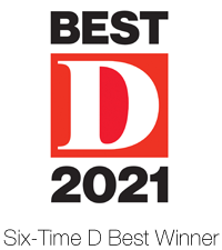 BestCare Garland Wins Best of D Magazine 2021 - Sixth Year in a Row